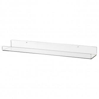 IKEA MELLOSA Polita fotografii, transparent, 60 cm