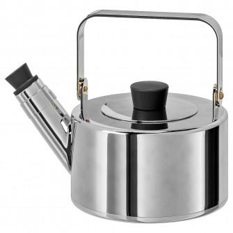 IKEA METALLISK Ceainic, inox, 1.5 l