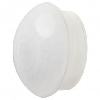 IKEA MOLGAN Lampa LED, alb, cu baterii