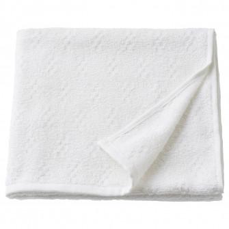 IKEA NARSEN Prosop baie, alb, 55x120 cm