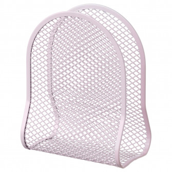 IKEA NATVERK Suport servetele, roz