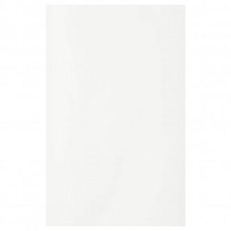 IKEA NATTSKATTA Draperie panou, alb, 60x300 cm
