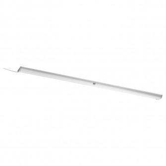 IKEA NORRFLY Bagheta luminoasa LED - aluminiu