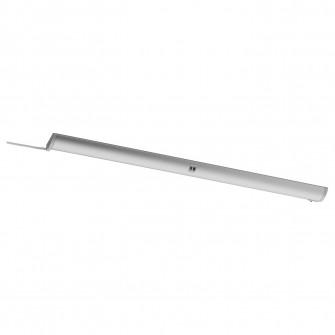 IKEA NORRFLY Bagheta luminoasa LED, aluminiu