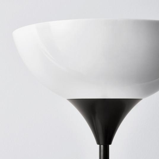 IKEA NOT Lampadar/lampa citit, negru