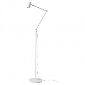 IKEA NYMANE Veioza/aplica, alb