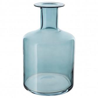 IKEA PEPPARKORN Vaza, albastru, 28 cm