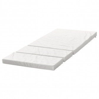 IKEA PLUTTEN Saltea spuma pat extensibil, 80x200 cm