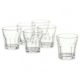 IKEA POKAL Pahar aperitiv, sticla transparenta, 5 cl