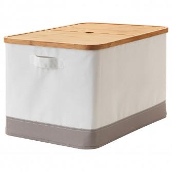 IKEA RABBLA cutie cu capac