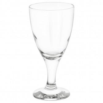 IKEA RATTVIK Pahar vin rosu, sticla transparenta, 35 cl