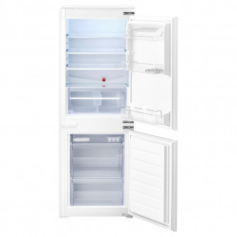IKEA RAKALL Frigider/congelator incorporat A+, alb