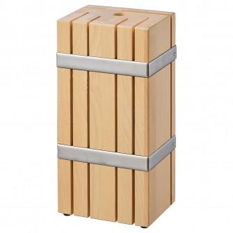 IKEA RETRATT Suport cutite, mesteacan