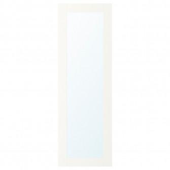 IKEA RIDABU Usa cu balamale, alb, 40x120 cm