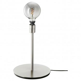 IKEA ROLLSBO / SKAFTET Veioza/bec, glob sticla transpar