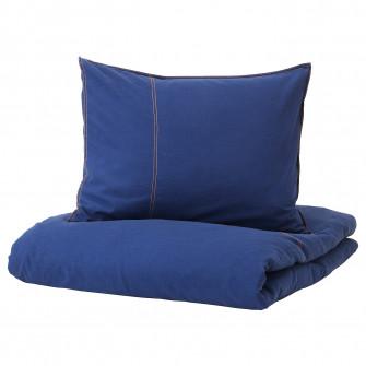 IKEA SANGLARKA Husa pilota+fata perna, albastru inchis,