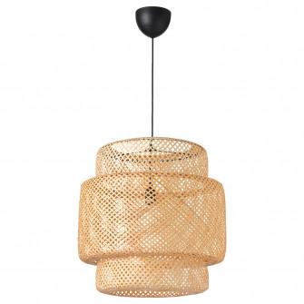 IKEA SINNERLIG Lustra, bambus