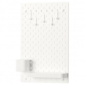 IKEA SKADIS panou perforat/suport