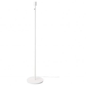 IKEA SKAFTET Baza lampadar, alb