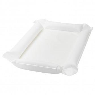 IKEA SKOTSAM Saltea ingrijire copil, alb