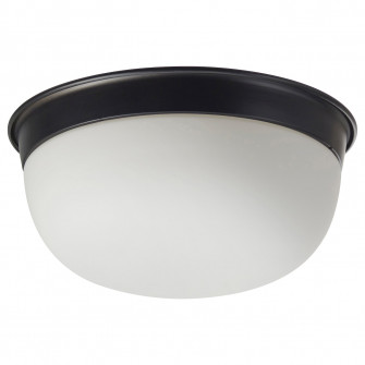 IKEA SKURUP Plafoniera/aplica, negru, 25 cm