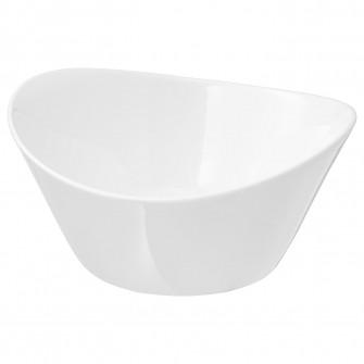 IKEA SKYN Bol, alb, 16 cm