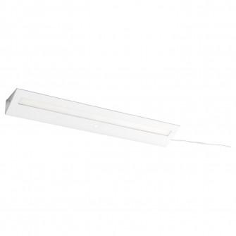 IKEA SLAGSIDA Sistem iluminare blat+LED - alb