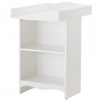IKEA SOLGUL Masa infasat, alb