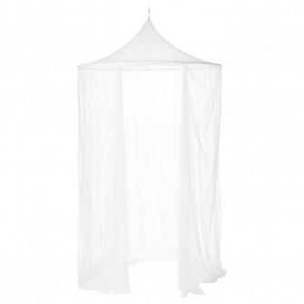 IKEA SOLIG Plasa, alb, 150 cm