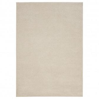 IKEA SPORUP Covor, fir scurt, bej deschis, 170x240 cm
