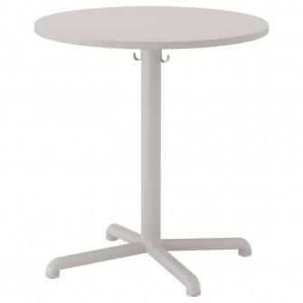 IKEA STENSELE Masa, gri, gri, 70 cm
