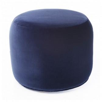 IKEA STOCKHOLM 2017 Pouf, Sandbacka albastru inchis, 50