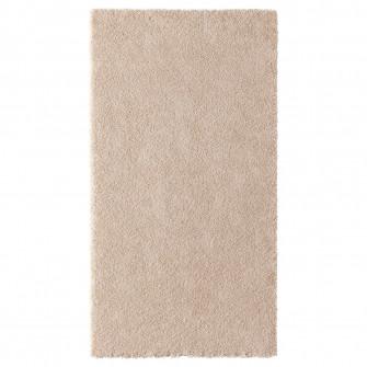 IKEA STOENSE Covor, fir scurt, alb, 80x150 cm