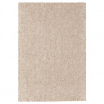 IKEA STOENSE Covor, fir scurt, alb, 133x195 cm
