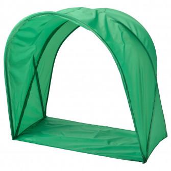 IKEA SUFFLETT Cort pat, verde, 70/80/90