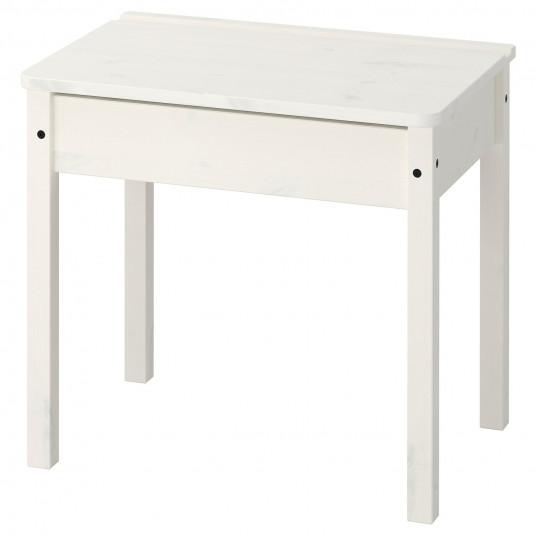 IKEA SUNDVIK Birou pentru copii, alb, 60x45 cm