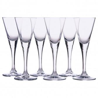 IKEA SVALKA Pahar aperitiv, sticla transparenta, 4 cl