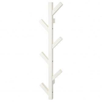 IKEA TJUSIG Cuier, alb, 78 cm