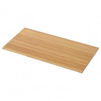 IKEA TOLKEN Blat, bambus, 102x49 cm