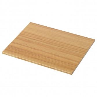 IKEA TOLKEN Blat, bambus, 62x49 cm