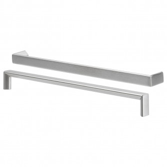 IKEA TYDA Maner, inox, 330 mm