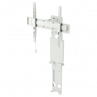 IKEA UPPLEVA Consola TV rotativa, gri, 37-55