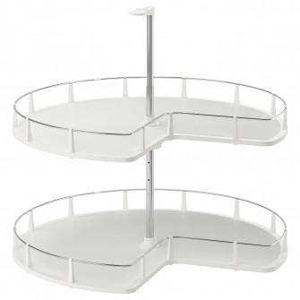 IKEA UTRUSTA Carusel corp baza colt, 88 cm