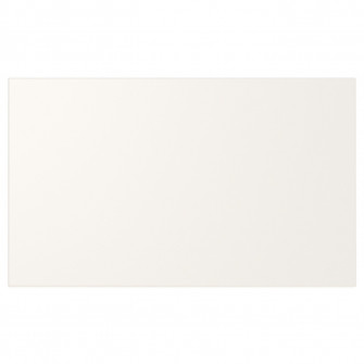 IKEA UTRUSTA Front sertar, superior, alb, 40 cm