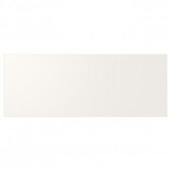IKEA UTRUSTA Front sertar, superior, alb, 60 cm
