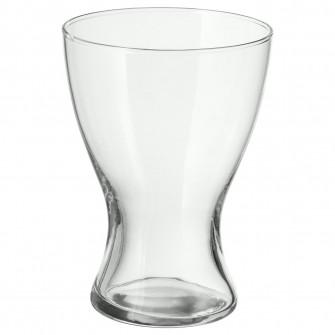 IKEA VASEN Vaza, sticla transparenta, 20 cm