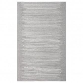 IKEA VATTENAX Draperie panou, gri, alb, 60x300 cm