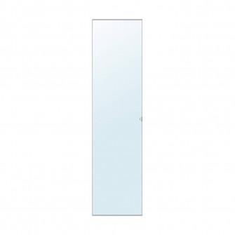 IKEA VIKEDAL Usa cu balamale, ogl, 50x195 cm