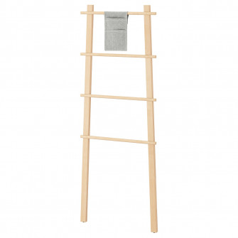 IKEA VILTO Stand prosoape, mesteacan