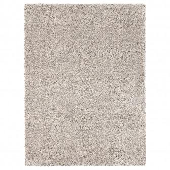 IKEA VINDUM Covor, fir lung, alb, 200x270 cm